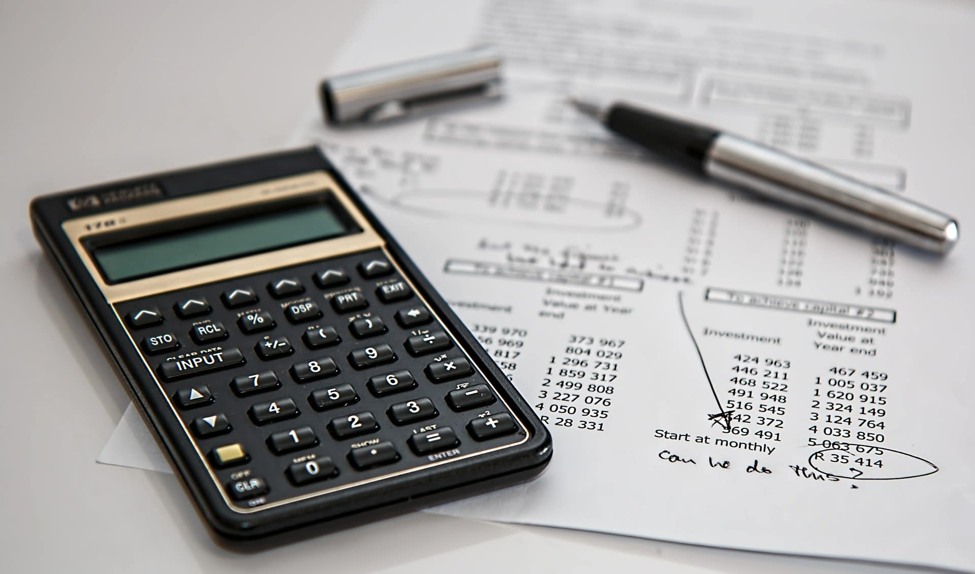 calculating payroll