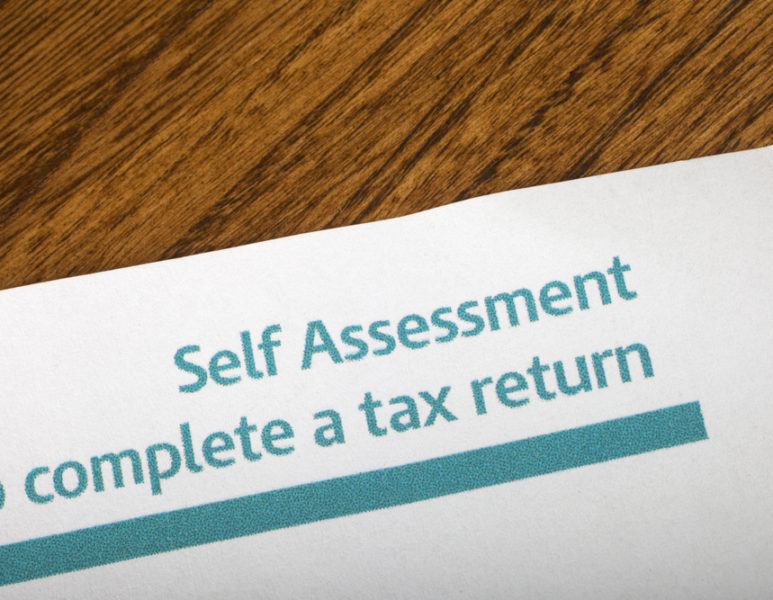 self assessment tax return accountant